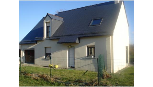 Bretagne maison contemporaine de 120m2 st malo hede for Maison contemporaine 120m2