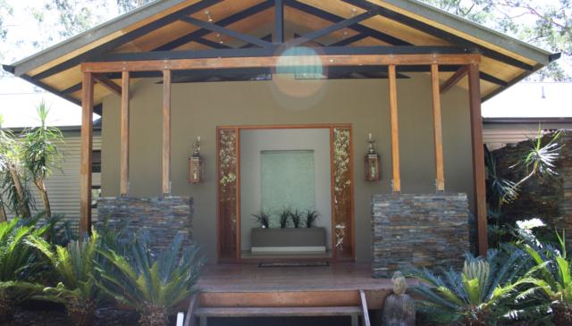 Architecturally designed GOLD COAST Eco-Retreat