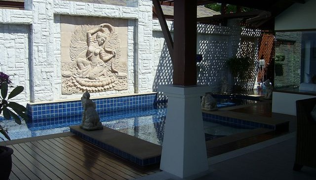 3 Bedroom Home on a hill overlooking the ocean in Phuket