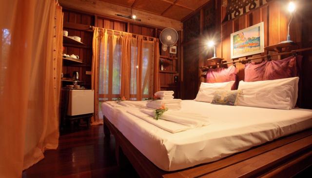 3 bedroom home in railay beach, krabi, thailand