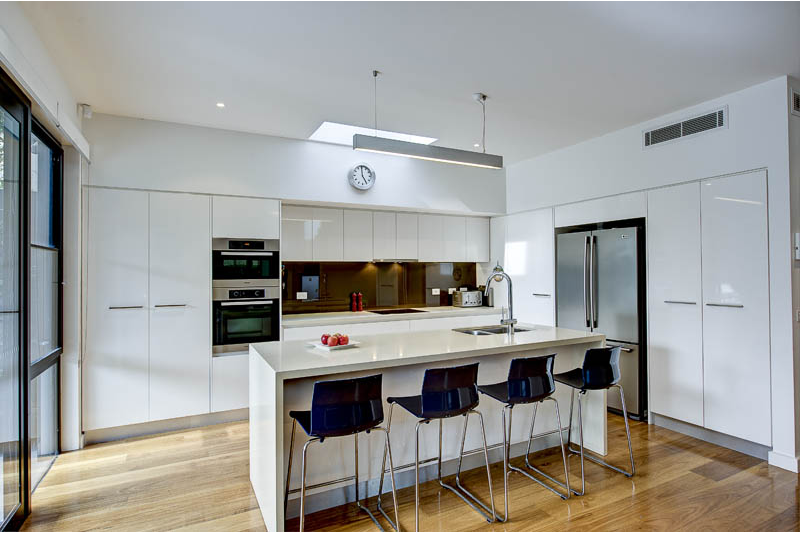 Stunning Architect Designed four bedroom house in inner city