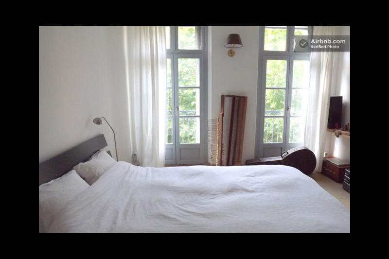 Big flat in Perpignan hypercenter