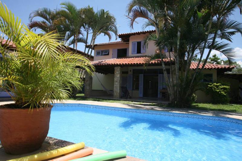 a casa azul maison avec piscine paraty de janeiro home