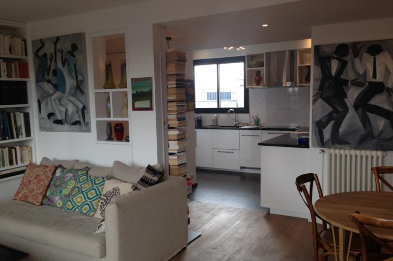 Apartment with views in the Latin Quarter, Paris - Paris ...