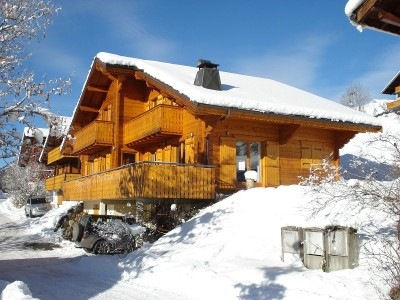 LUXURY SKI AND SUMMER CHALET IN THE STUNNING ALPS